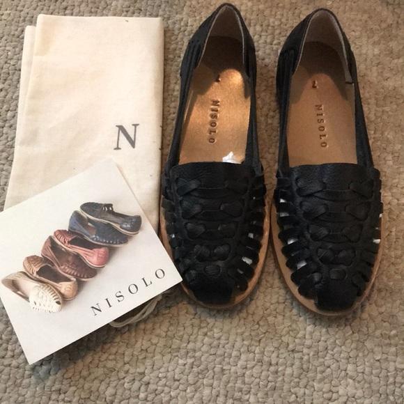 305af7d98802 Nisolo Huarache Sandals